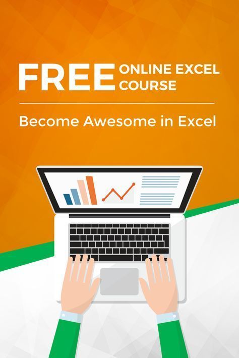 Looking for Free #Excel training? Get access to my 7-part online