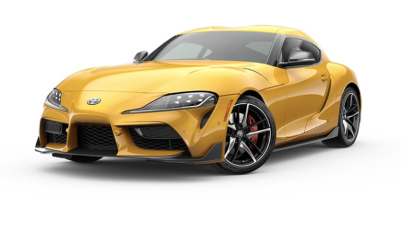 2020 Toyota Supra 30 Premium – Car Wallpaper 4k