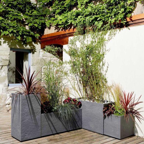 34+ Jardiniere integree a la terrasse inspirations