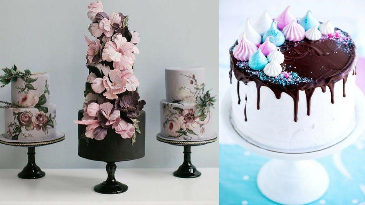 Innovative Cake Ideas For Beginners Easy Cake Decoration 3 Cake Decorating Amazing Cakes Cake