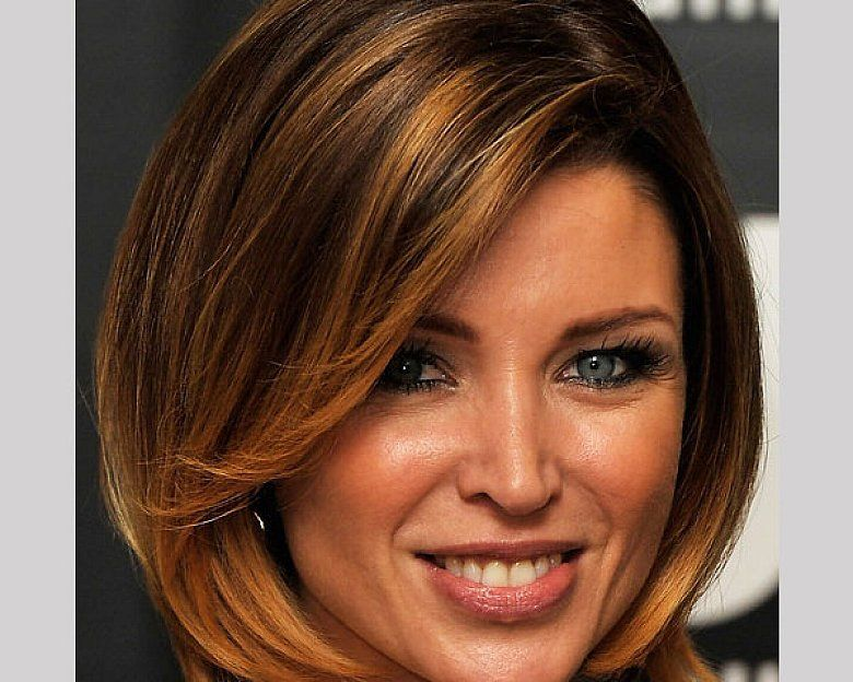 Medium Hairstyles : Cute Highlight Bob Hairstyles For
