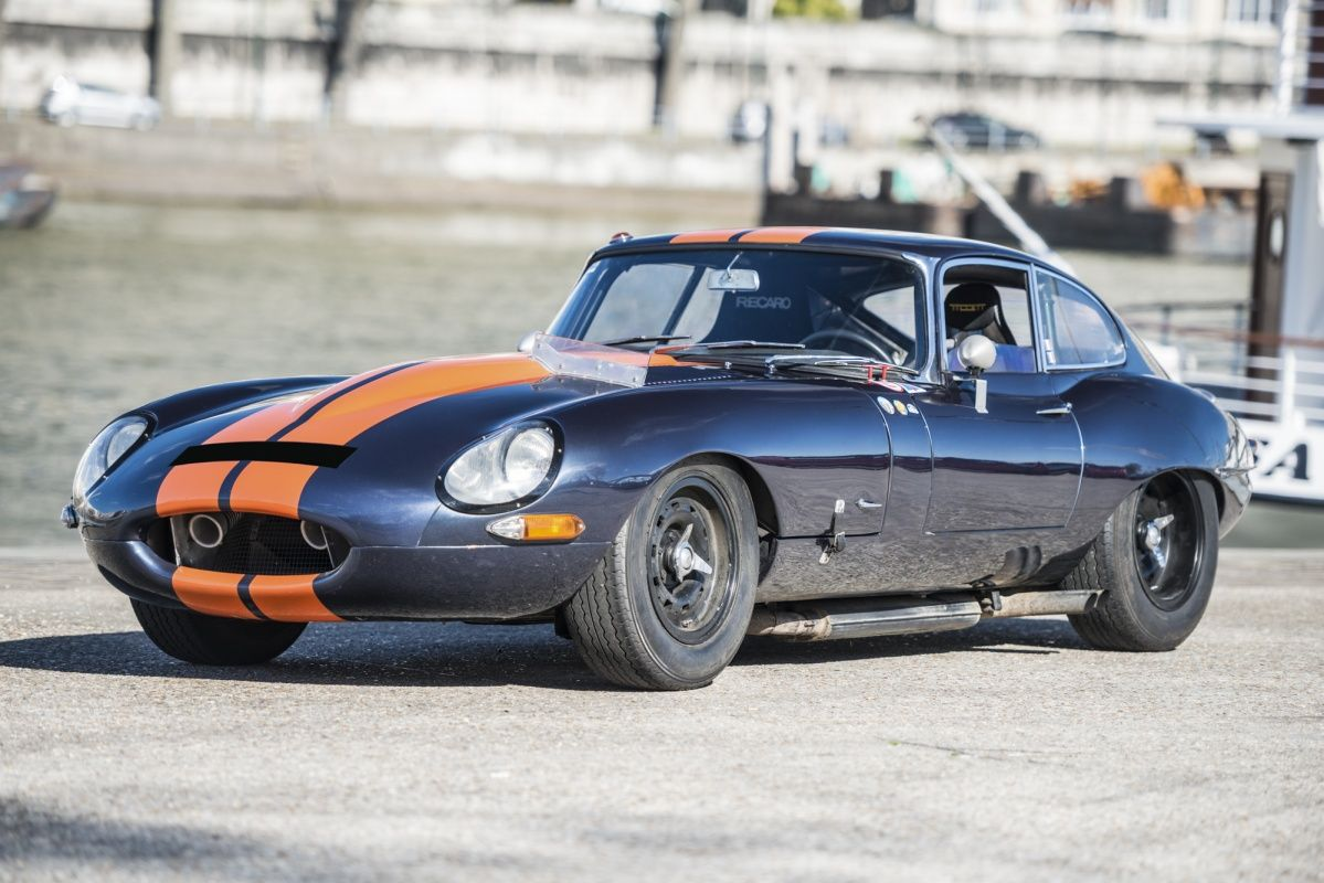 1963 jaguar e type si lhd fia fhc classic driver market