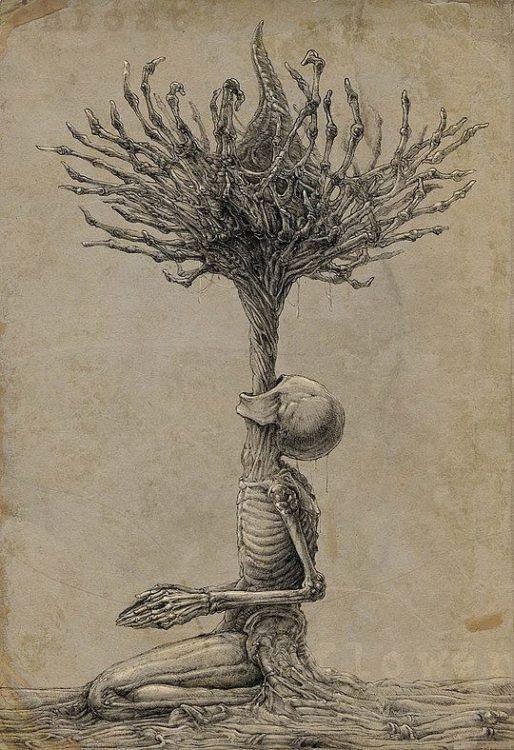 Scary Art Work - Stunning Lifestyles