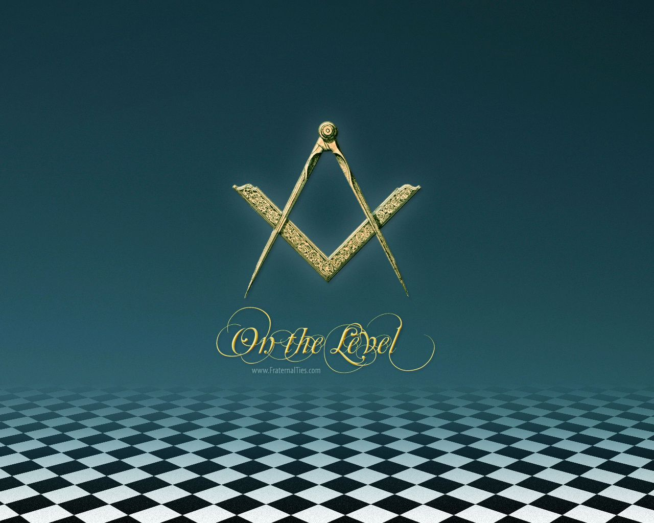 Masonic Fraternalties Neckties On The Level Freemason Wallpaper With HD