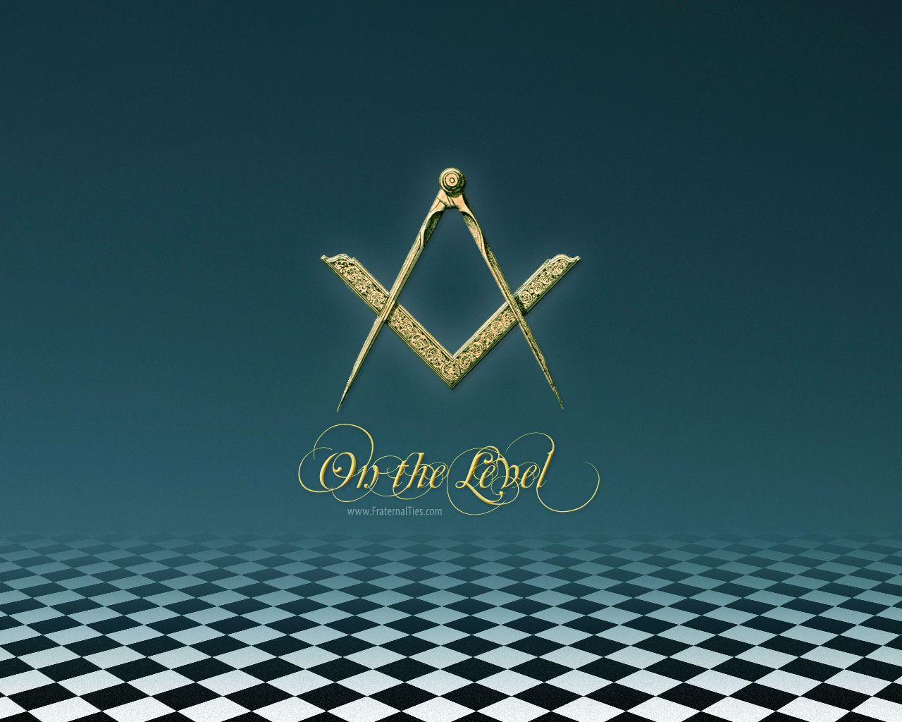 masonic fraternalties neckties on the level freemason