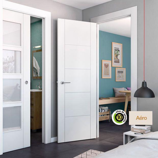 Puertas de interior de madera leroy merlin puertas pinterest - Puertas de madera leroy merlin ...