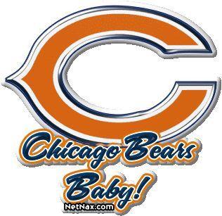 DaBears Chicago bears, Chicago bears football