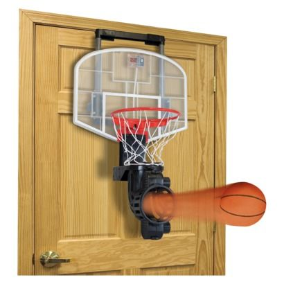 Franklin Shoot Again Basketball Hoop Set A Basket Ball