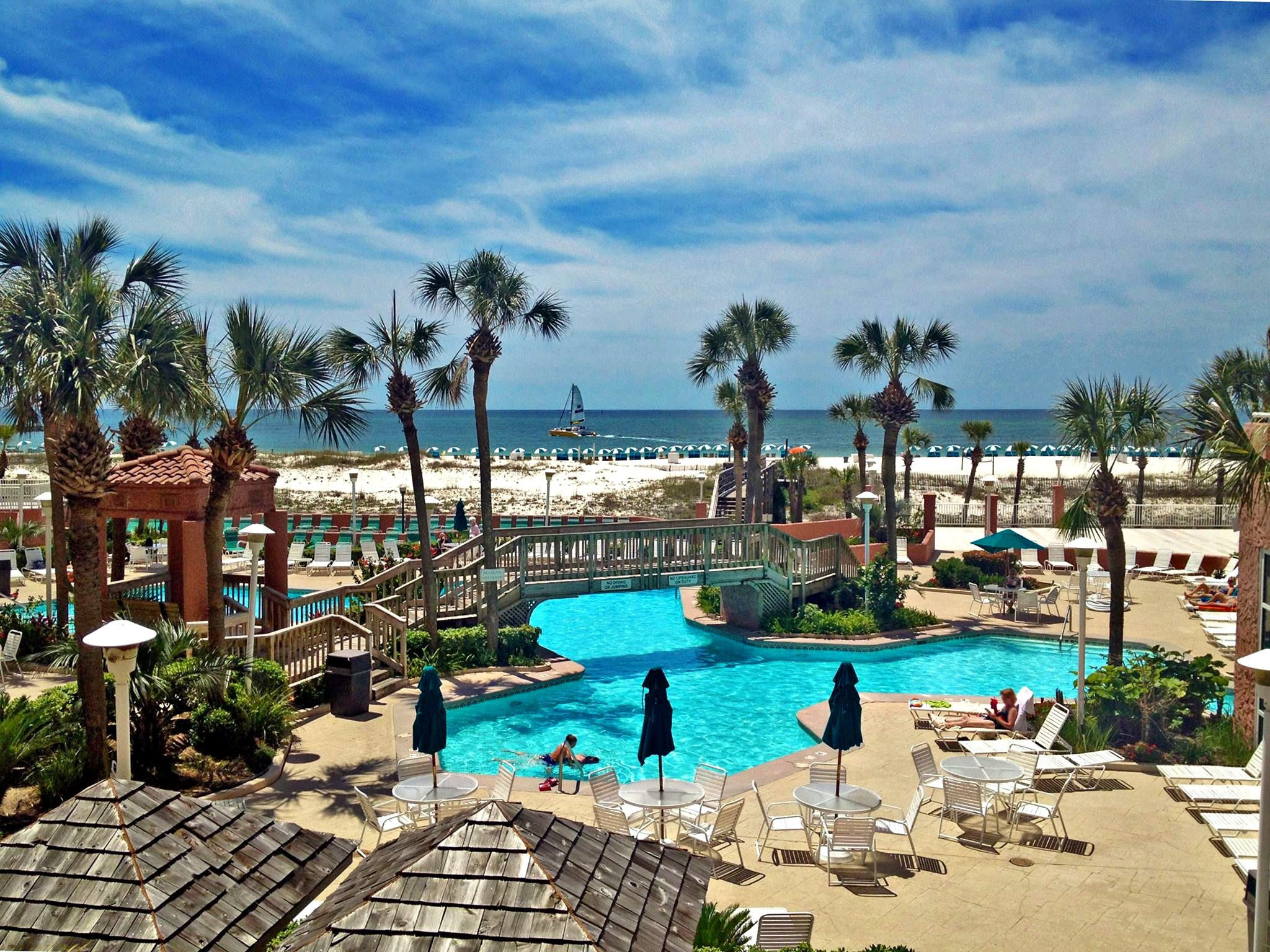 A perfect day at the Perdido Beach Resort in Orange Beach