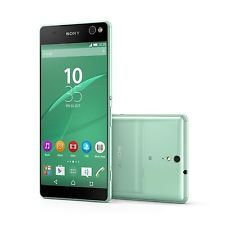 "Sony Xperia C5 Ultra Dual E5563 Green 6.0"" LCD OctaCore 16GB 13MP Phone By FedEx"