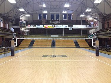 How To Construct A Indoor Volleyball Court | Volleyball ...