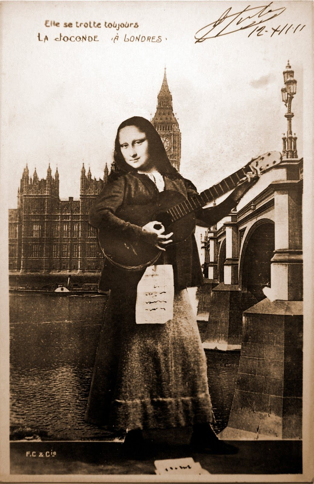 A Blog About Mona Lisa Is Missing A Documentary About Vincenzo Peruggia The Man Who Stole The Mona Lisa In 1911 Mona Lisa Mona Friends Mona Lisa Parody