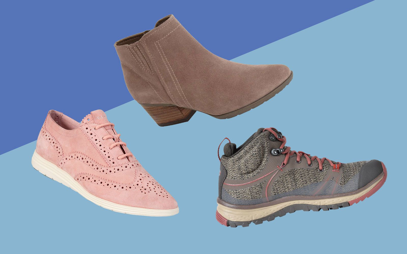 best shoes for rainy travel