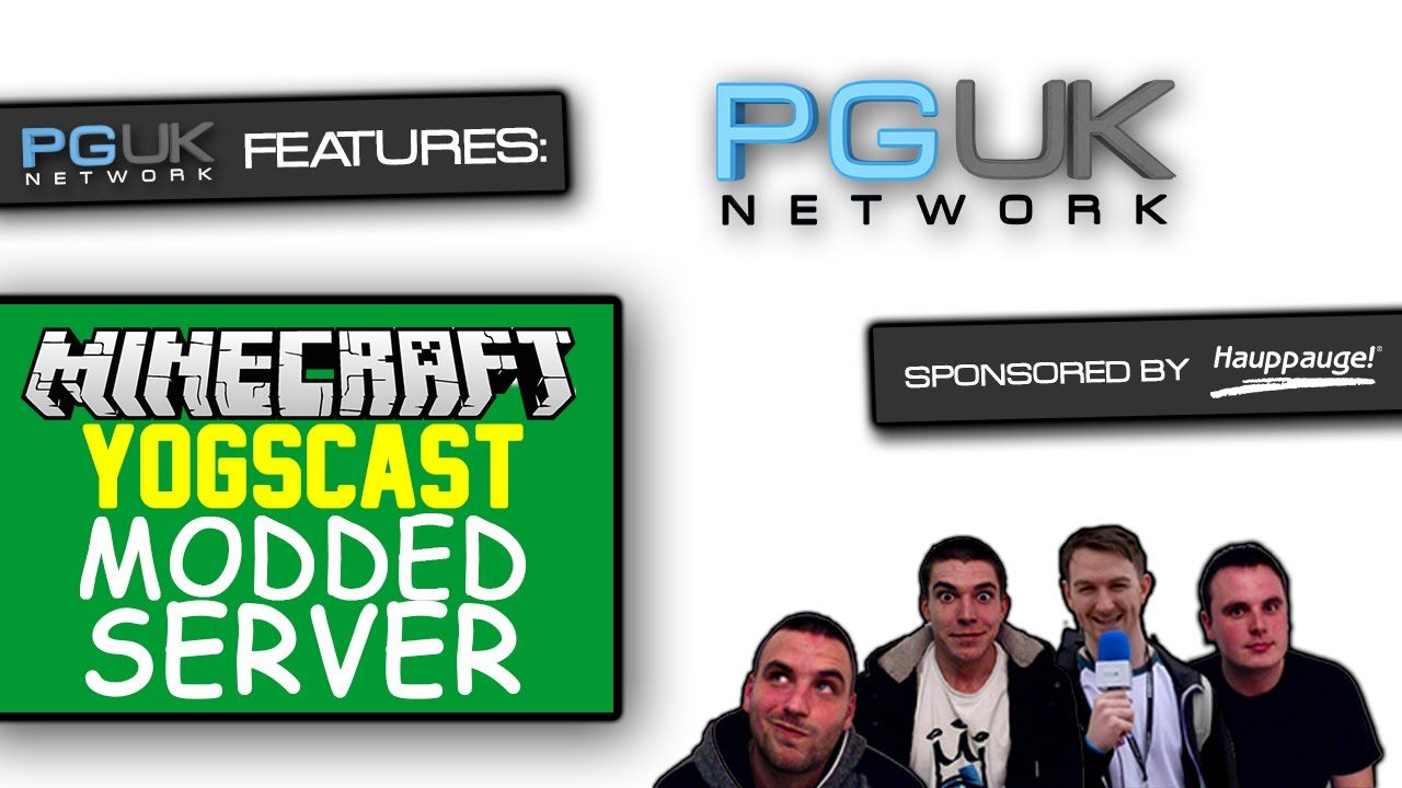 How To Set Up A Minecraft Modded Server Yogscast Complete