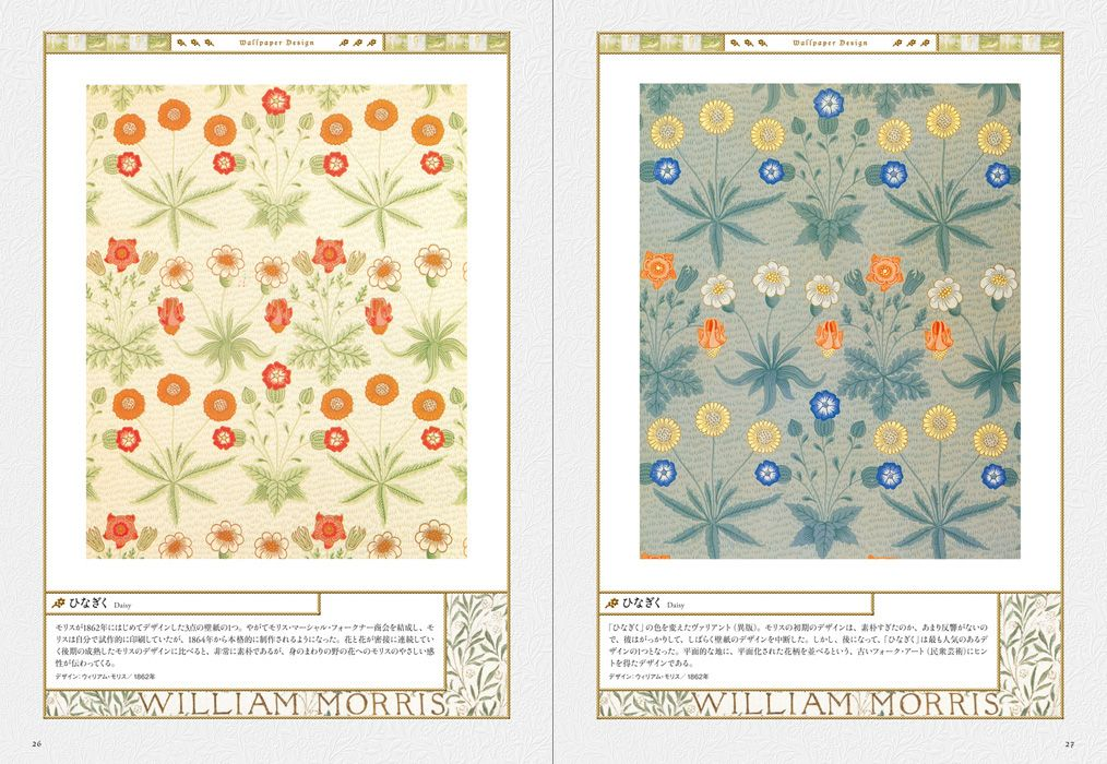 William Morris: Father of Modern Design and Pattern: Textile, Book ...