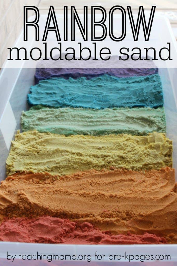 Photo of 23 artesanías coloridas para tus hijos