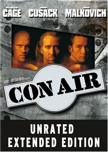Con Air 1997 Imdb Con Air Nicolas Cage John Malkovich