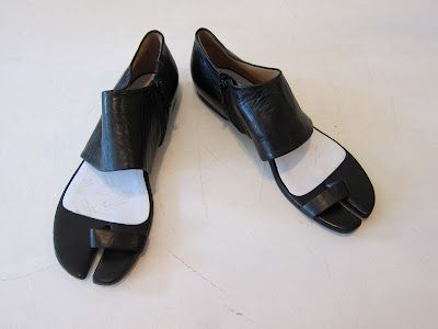 Eva Gentry Consignment: Margiela split toe