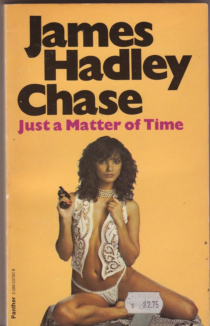 James Hadley Chase Pulp Fiction Book Paperback Book Covers Paperback Writer