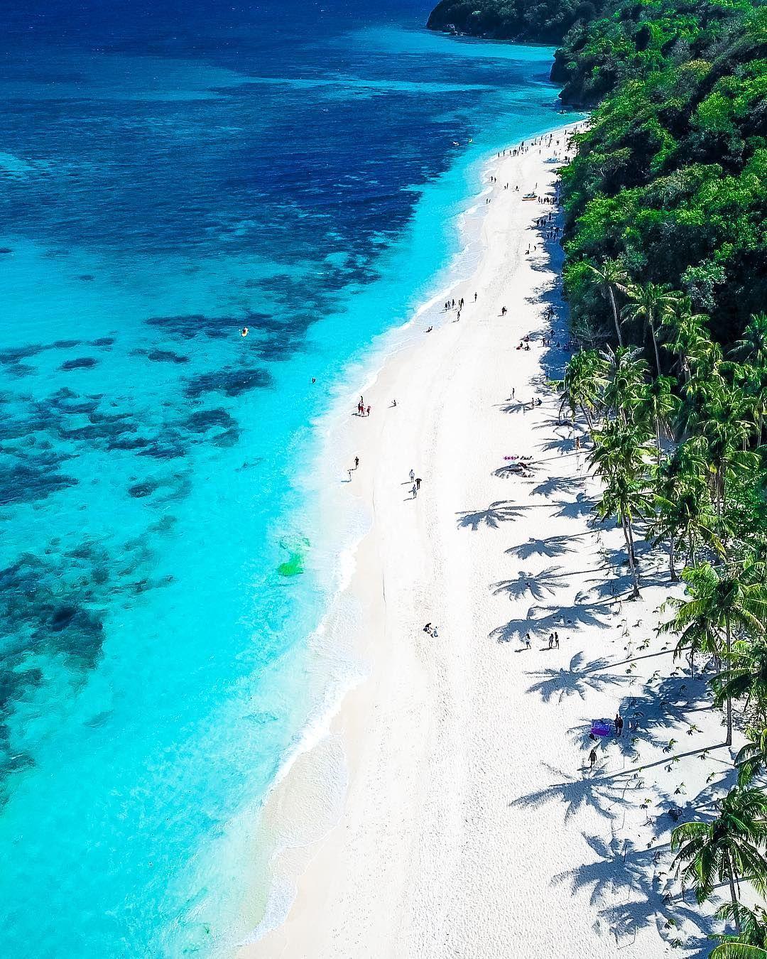 Purity Of Boracay In Puka Beach