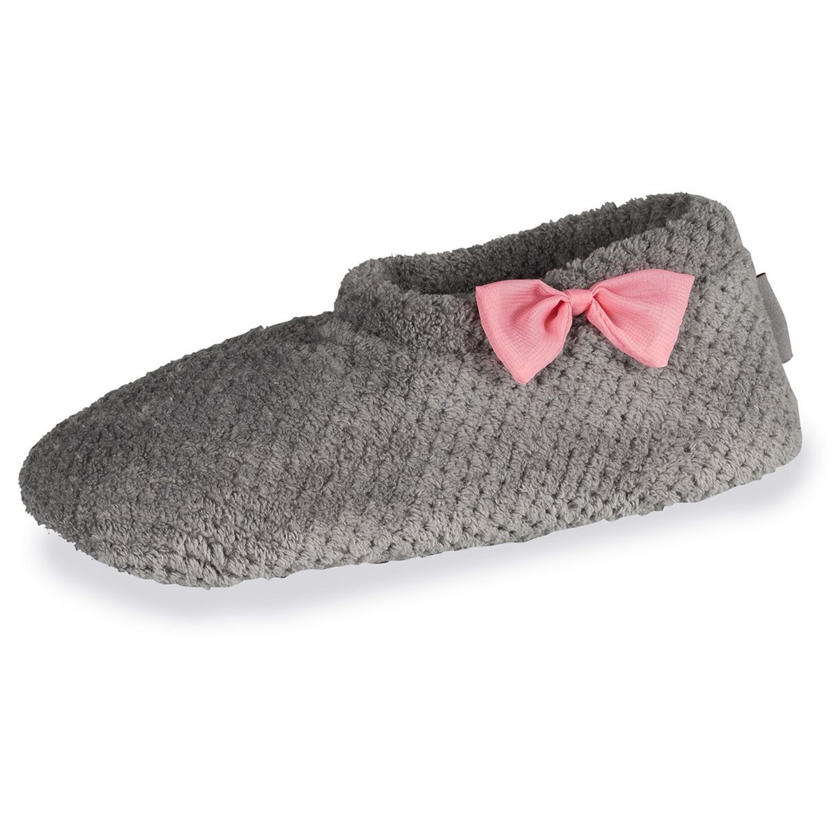 Chaussons bottillons femme nud organza | Products | Slippers