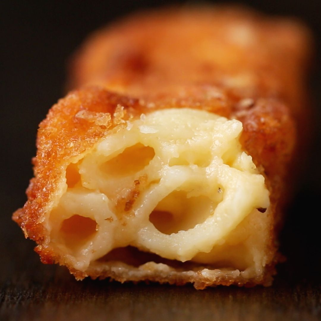 Fried mac n cheese sticks food yummy pinterest macs cheese fried mac n cheese sticks buzzfeed food videosbuzzfeed forumfinder Image collections