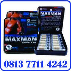 obat kuat maxman tablet kapsul medan bandung semarang antar gratis