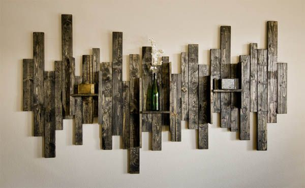 18 Rustic Wall Decor Ideas To Turn Shabby Into Fabulous The Art In Life Large Rustic Wall Decor Pallet Wall Decor Rustic Wall Decor