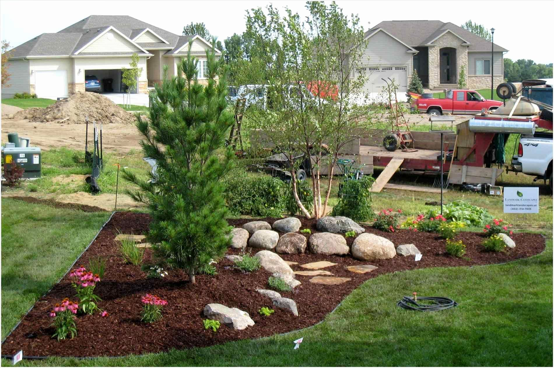 Image Result For Sloped Front Yard Designs