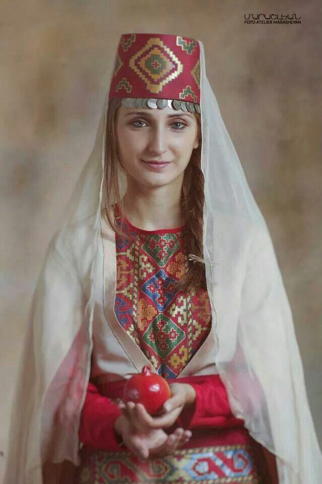 Armenian woman Foto Atelier Marshalyan  Yerevan Armenia     Armenia