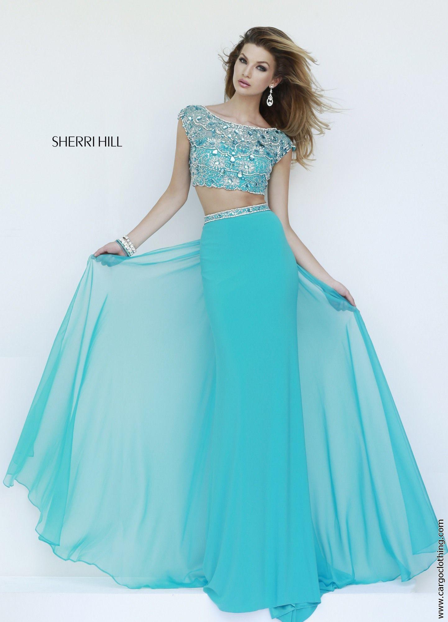 Sherri Hill 11197 Couture Gow In Stock, SHERRI HILL DRESSES, Prom ...