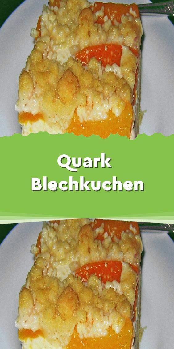 Photo of Quark sheet cake