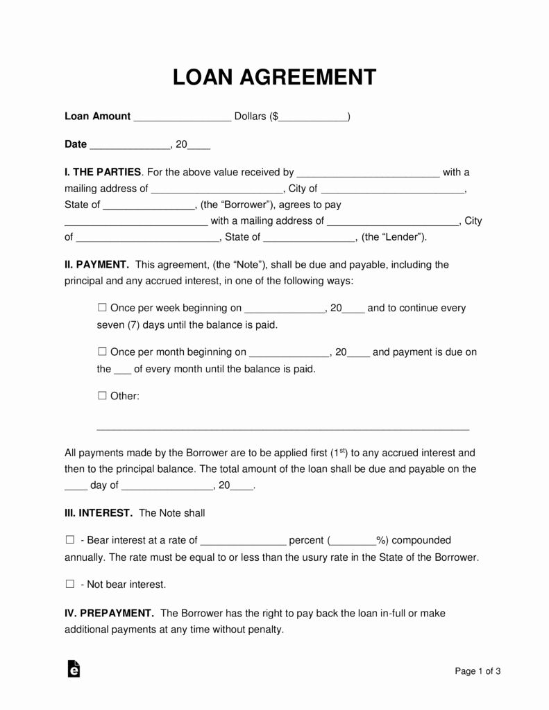Loan Forms Template Free Luxury Download Free Loan Agreement Template Uk Contract Template Personal Loans Loan