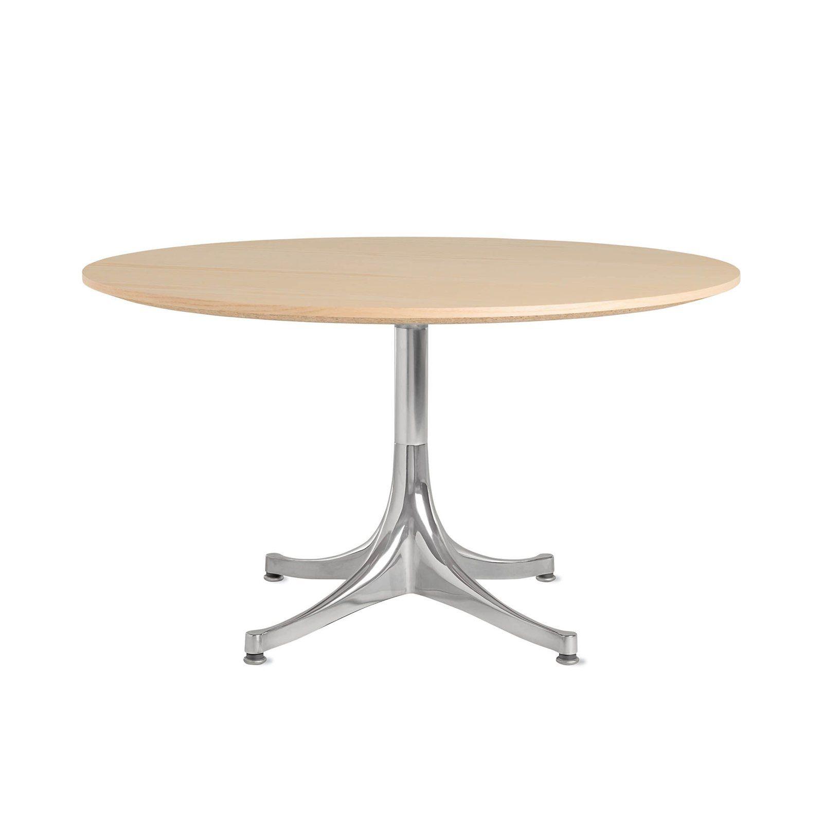 herman miller nelson pedestal table