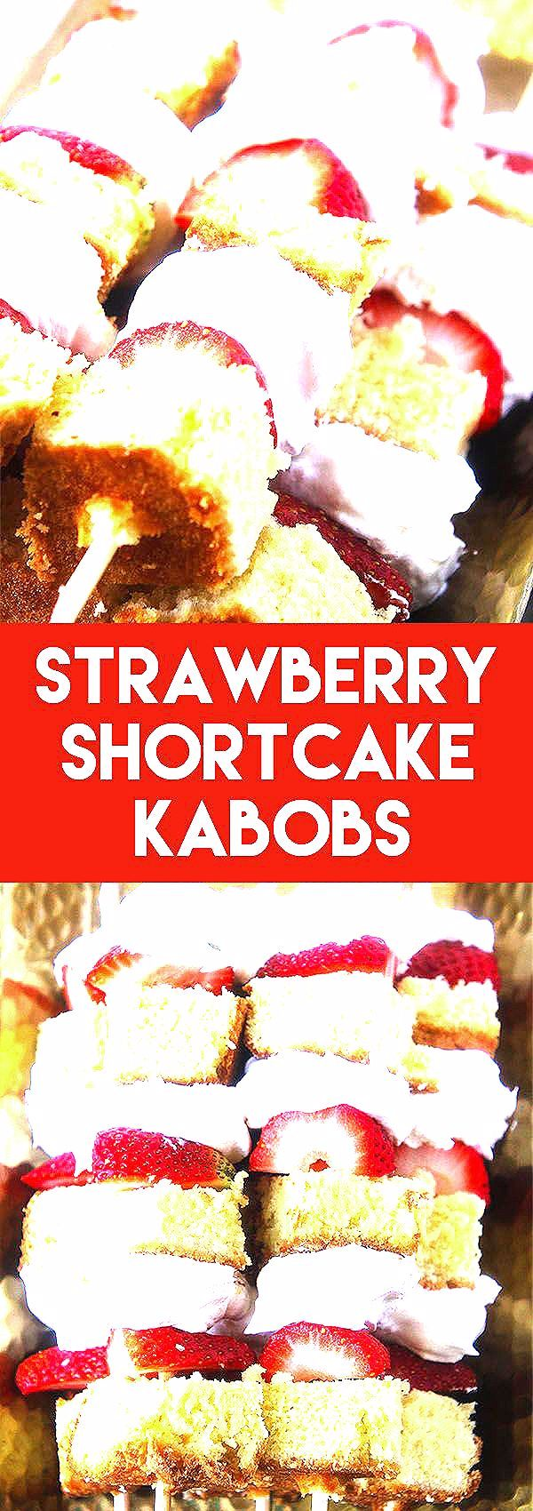 Photo of Strawberry Shortcake Kabobs
