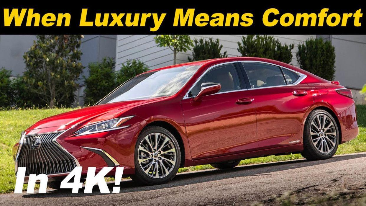 2020 Lexus Es 350 Video in 2020 Lexus, Lexus es, Travel