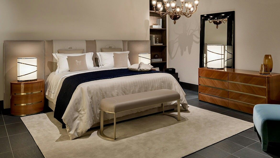 Fendi Casa 2016 Gart House Collection Bedroom Furniture Luxury Furniture