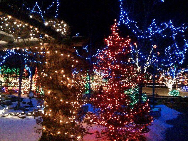 Boise Botanical Gardens Idaho And Lakes