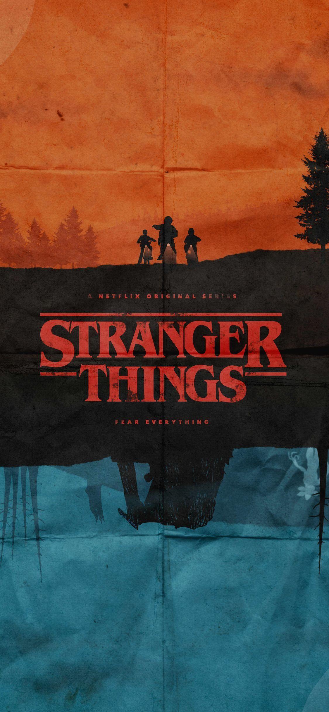 Stranger Things Top Free Stranger Things Wallpaper Stranger Things Trend Stranger Things Poster Stranger Things Wallpaper Iphone Wallpaper Stranger Things
