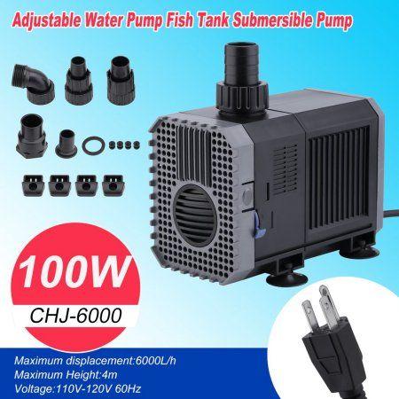 Professional Normal Submersible Filter Pump Aquarium Fountain Pond