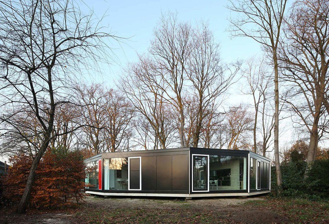 6x Prachtige Bijkeukens : House bm by architecten de vylder vinck taillieu architecten en house