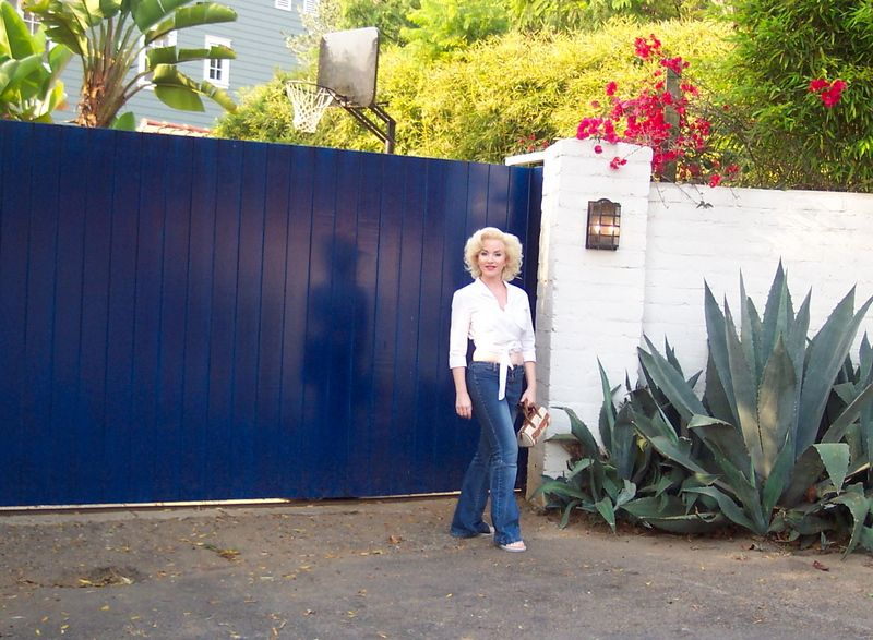 Marilyn Monroe House In Brentwood marilyn monroe brentwood home | mm | pinterest