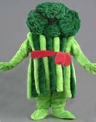 Risultati immagini per costume carnevale materiale riciclo verdura