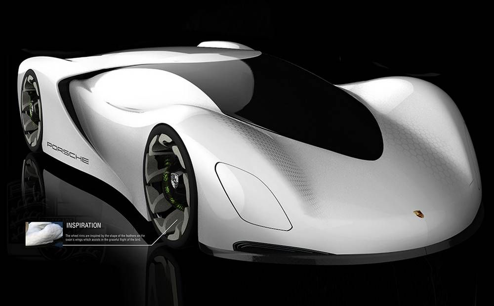 Porsche Cygnus Concept Wordlesstech Porsche Classy Cars Concept Cars