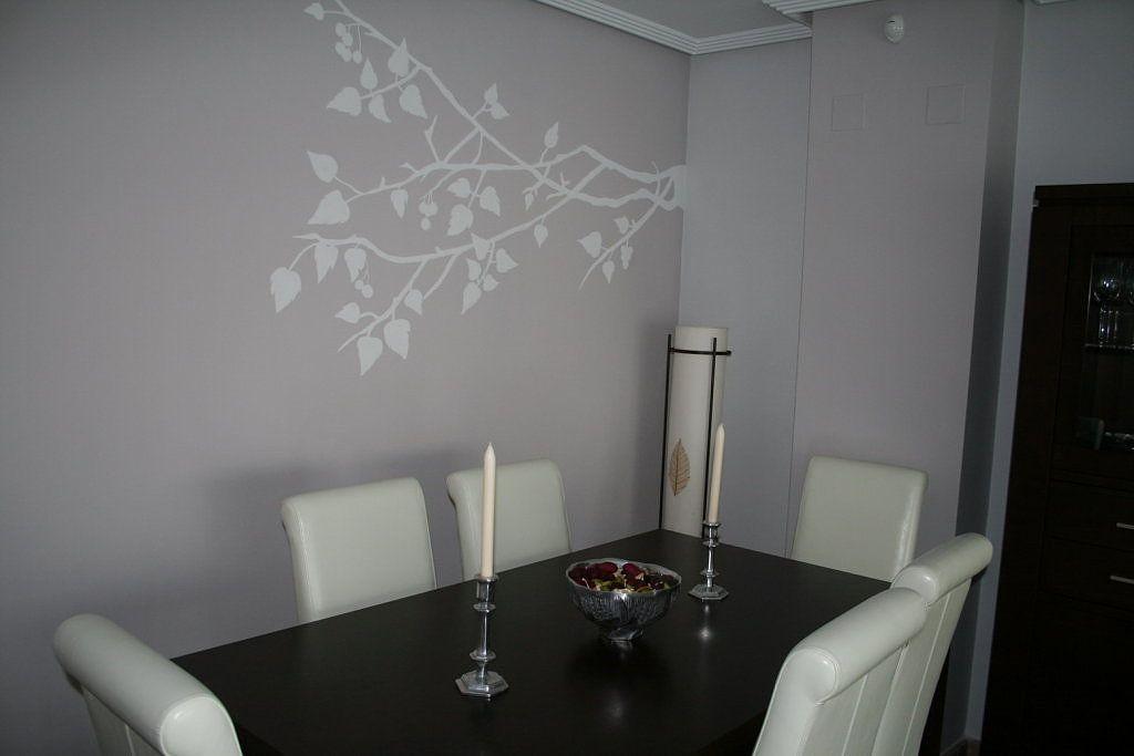 a las que habeis pintado en gris...   Decorar tu casa es facilisimo ...