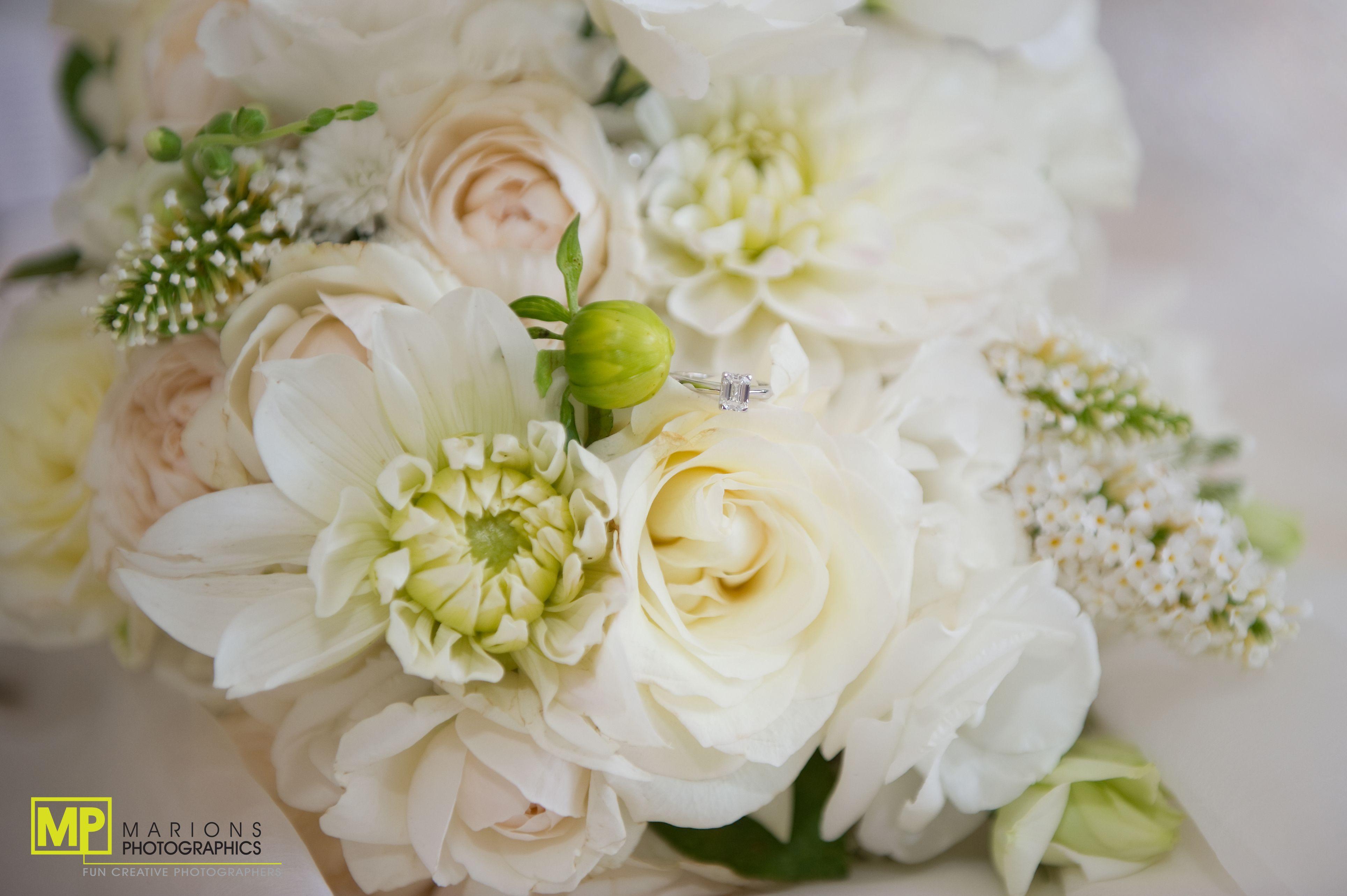Bouquet Inspiration... Soft neutral colours