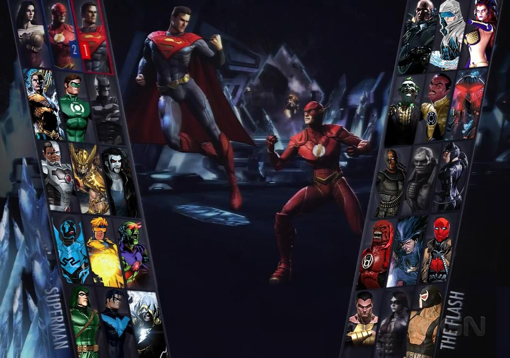 Injustice Gods Among Us Mod Apk Unlimited Power Energy Unlock All Characters And Unlock All Special Costumes Generator For Injustice Tool Hacks Android Hacks