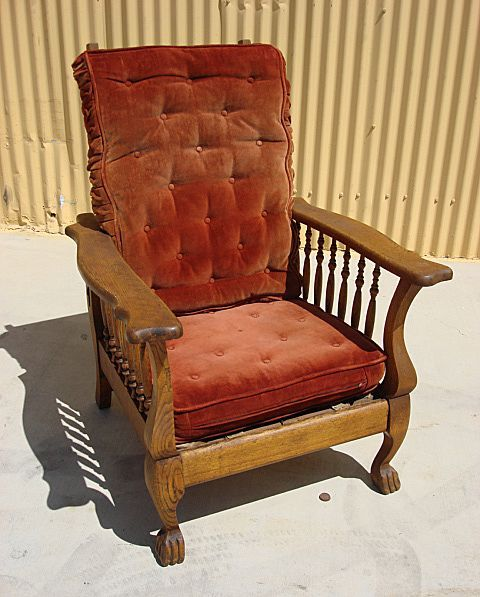 American Antique Morris Chair Antique Furniture - American Antique Morris  Chair Antique Furniture Antique Furniture - Antique Morris Chair Recliner Antique Furniture