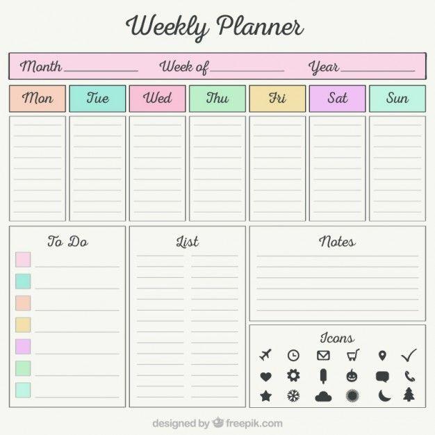 Imagen Relacionada  Beaded Keychains    Weekly Planner