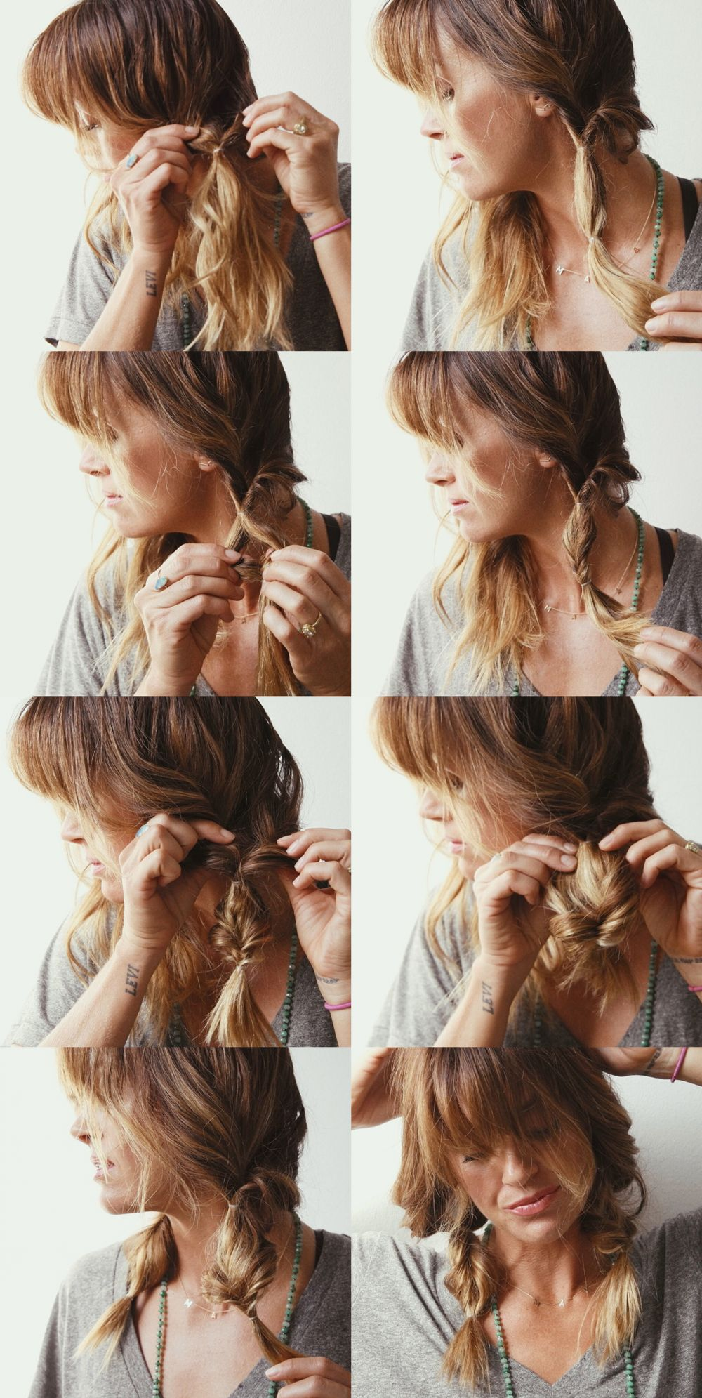 Loopy Braids Medium Length Hair Styles Hairstyles For Medium Length Hair Easy Braids For Medium Length Hair